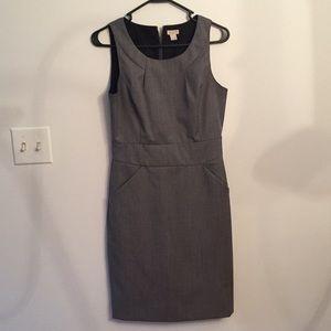 Jcrew business dress size 2